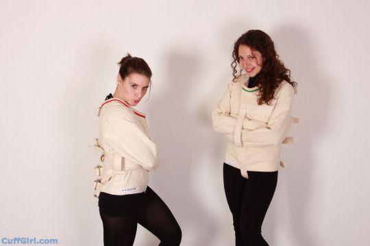 online store c0660 5456b Posey Straitjacket Girls
