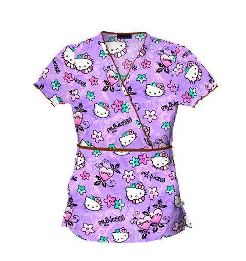 2a002a3f205 hello kitty scrub tops | 19 Responses to Hello Kitty Scrubs | my job ...