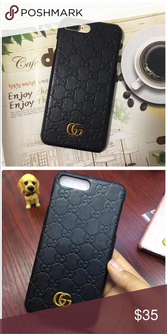 new concept b6217 c928b Gucci phone cases New Gucci cases For: iPhone 7+, 8+ & iX ...