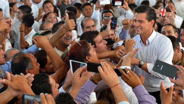 Peña Nieto pondrá en marcha estrategia Sin Hambre-Veracruz