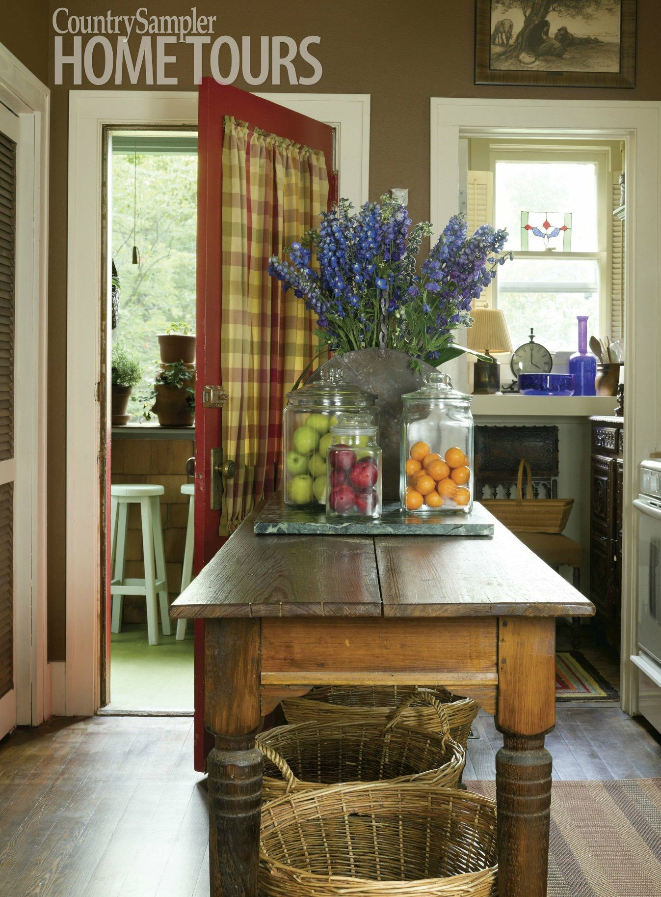Pin by Sherie Smith on Country Sampler Magazine Diy