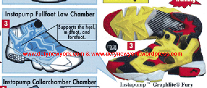 online here many styles picked up Reebok Pump Fury 1994   I'm An Addict For Sneakers   Reebok ...