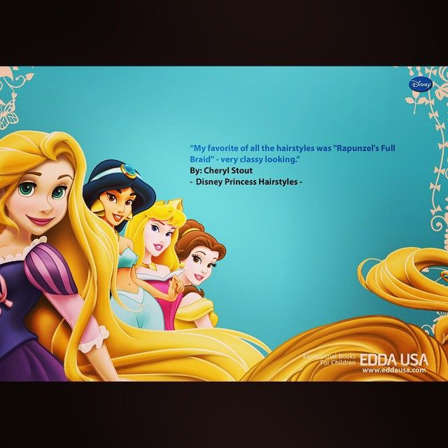 Thanks Cheryl Stout For The Review Disney Princess Hairstyles
