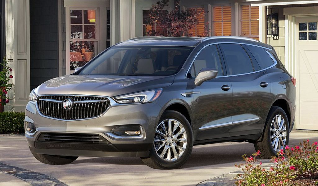 The 2019 Buick Enclave Crossover will be one of the most ...