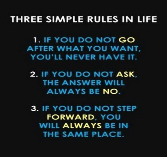 Life Insurance Sayings Quotes Beauteous Simple Rules In Life  Life Insurance Quotes  Pinterest