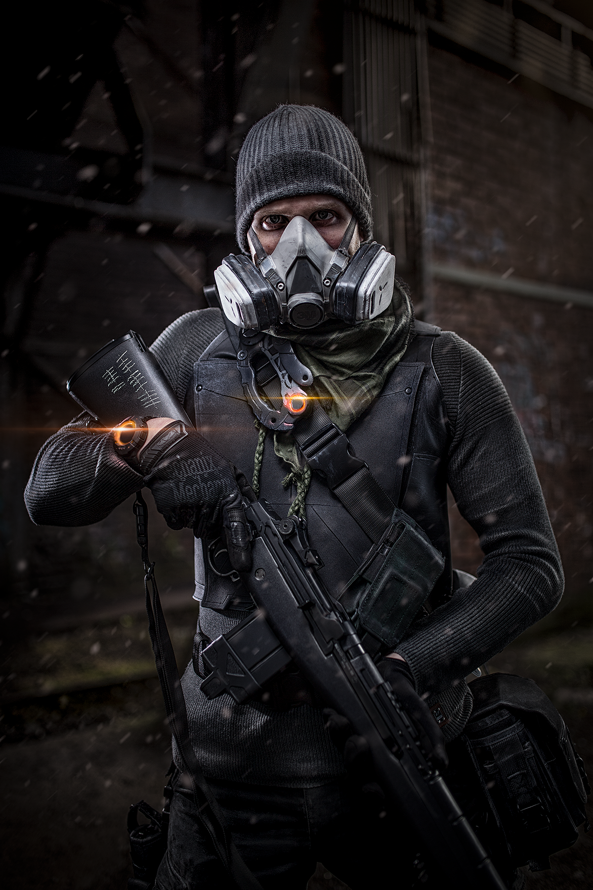 TOM CLANCY'S THE DIVISION LOADOUT BY @dan_foofighter --- Tag your ...