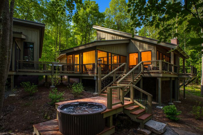 Delicieux Luxury Vacation Rental In The New River Gorge, West Virginia