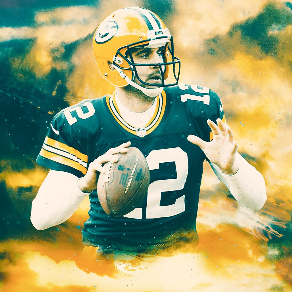 Aaron Packers Wallpaper Di 2020