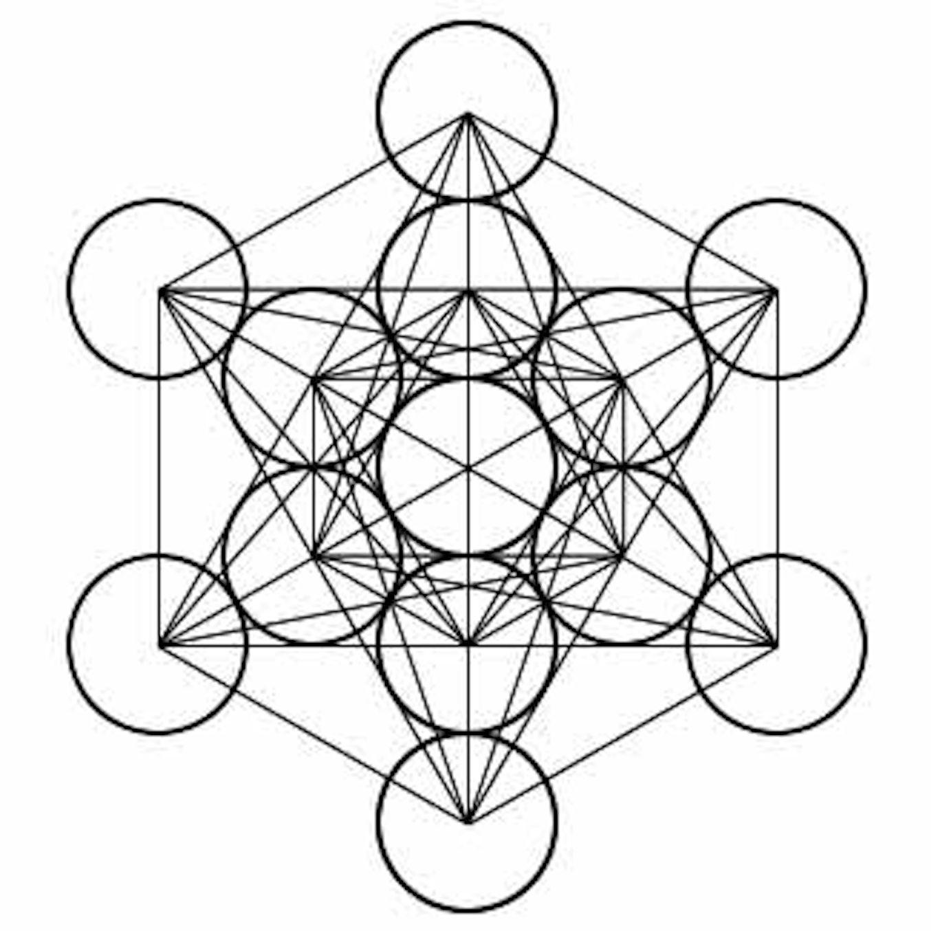 Sacred Design: Metatron's Cube