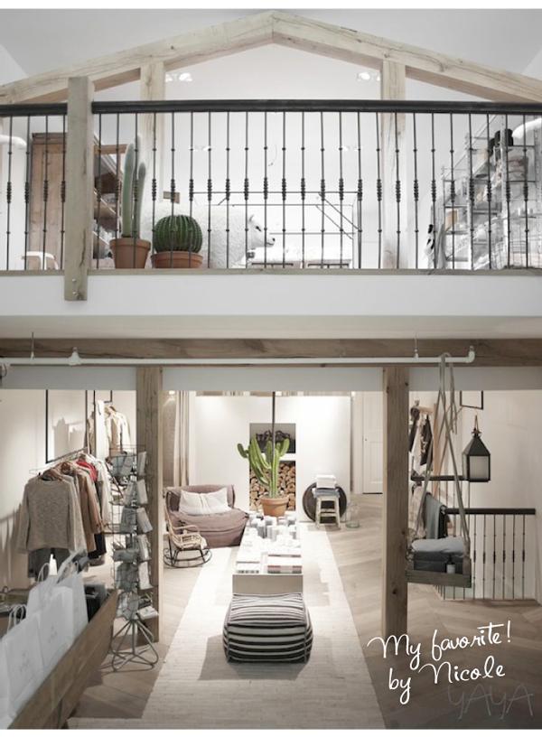 YAYA concept store Interieur design by nicole & fleur | COMMERCIAL ...