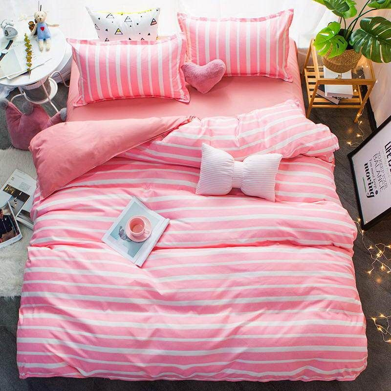New Spring Bedding Sets Sweetheart Style Creativity Space Duvet