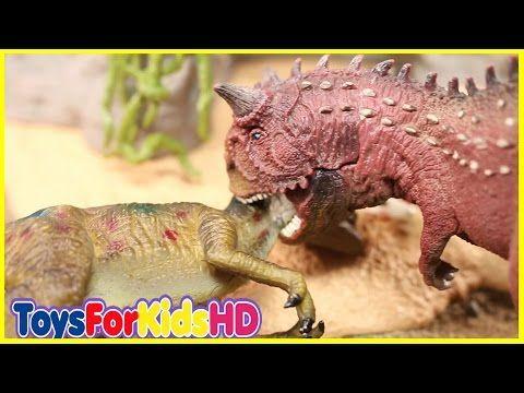 Juguete Carnotauro Para Videos Niños Dinosaurios De b6Y7gyImvf