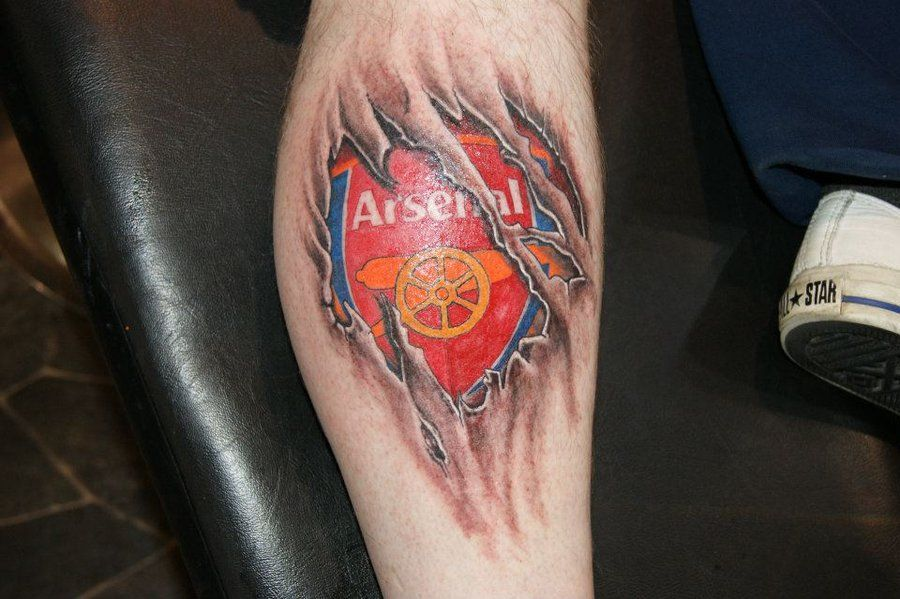 Arsenal Tattoos Madscar Arsenal Tattoo Tattoos Arsenal