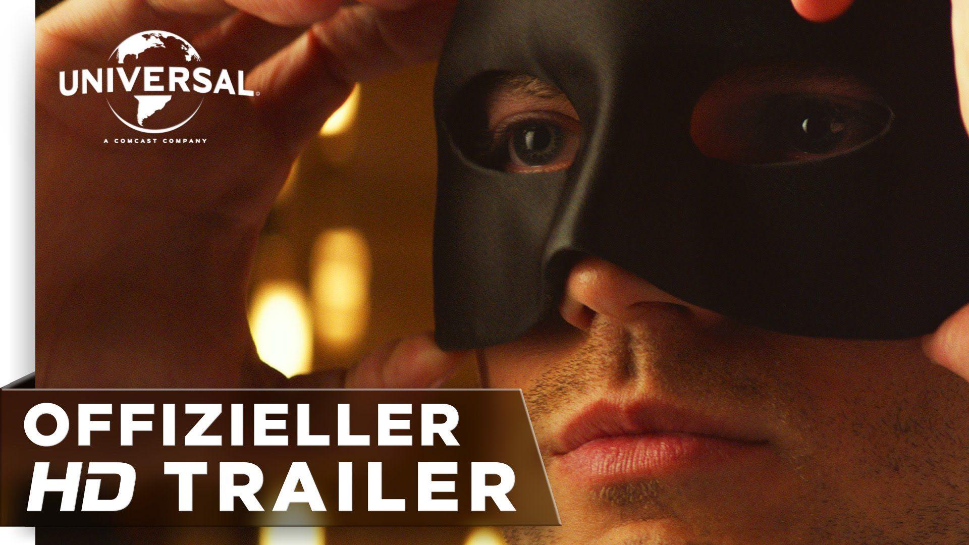 Fifty Shades of Grey - Gefährliche Liebe - Trailer deutsch/german HD