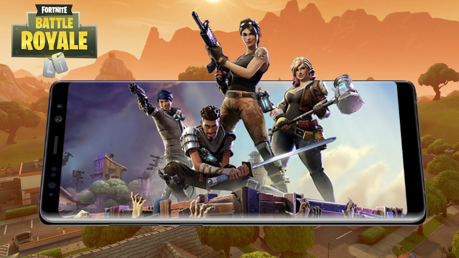 How to install Fortnite on Android Android apk, Mmo games