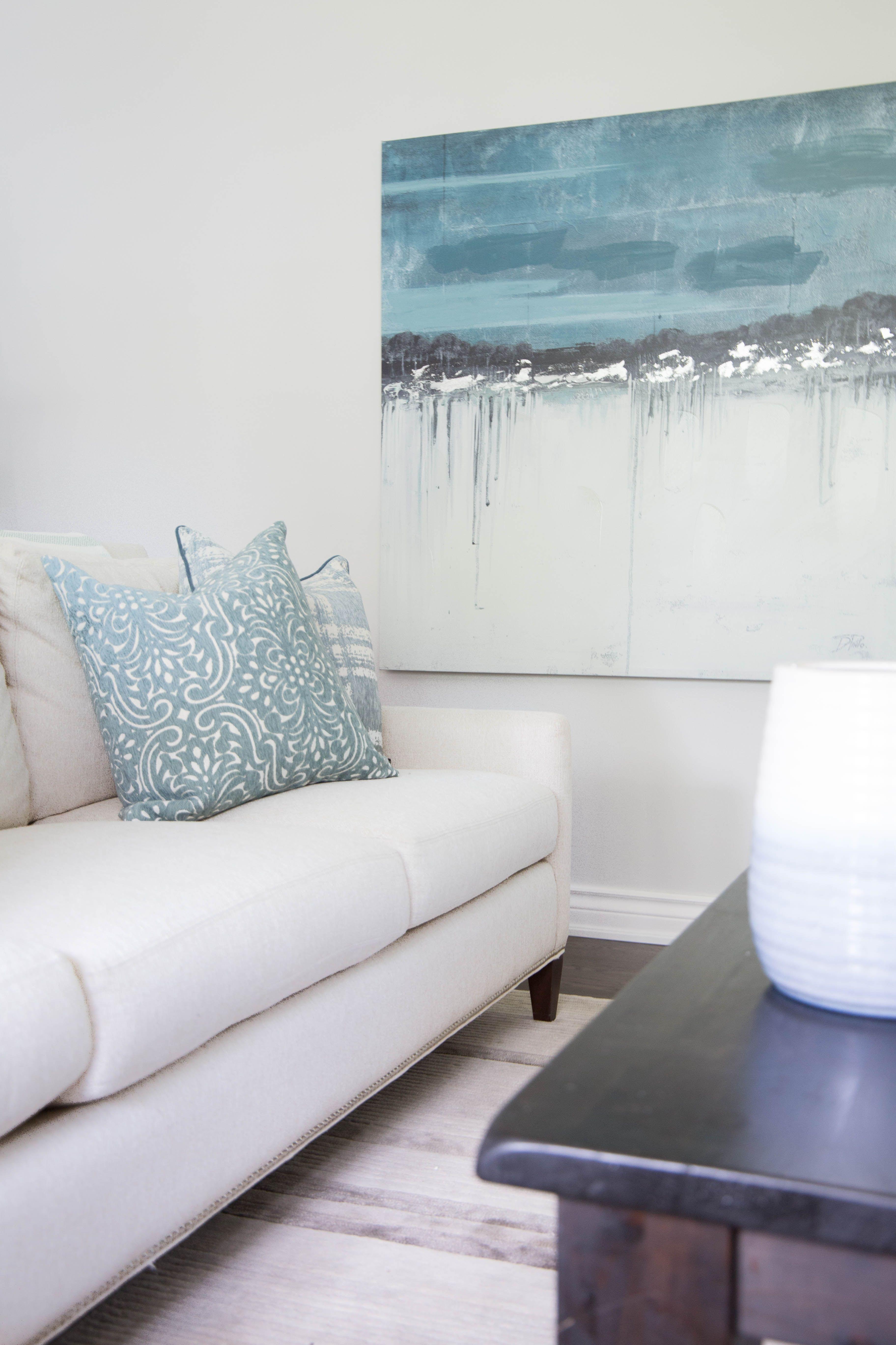 Teal living room accents - Karin Bennett Designs | KARIN BENNETT ...