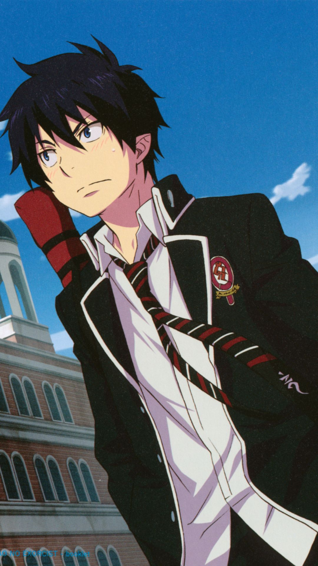 Pin By Retkro On Ao No Exorcist Blue Exorcist Blue Exorcist Rin Ao No Exorcist
