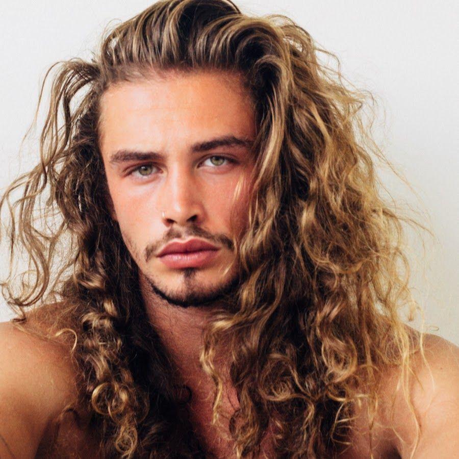Giaro Giarratana Long Blond Hair Long Hair Styles Men Long Hair Styles Curly Hair Styles