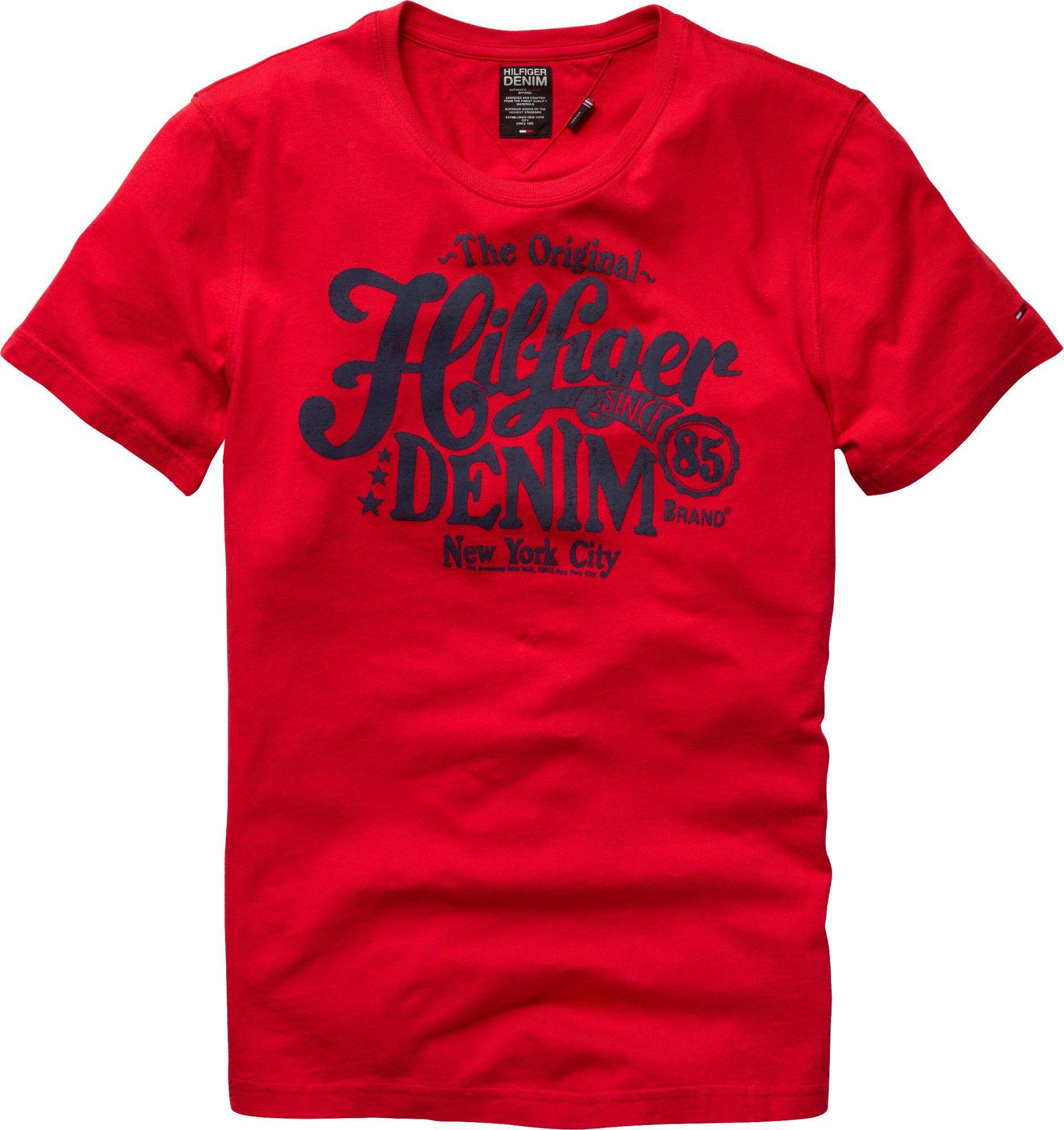 نتيجة بحث الصور عن tommy hilfiger t shirt mens