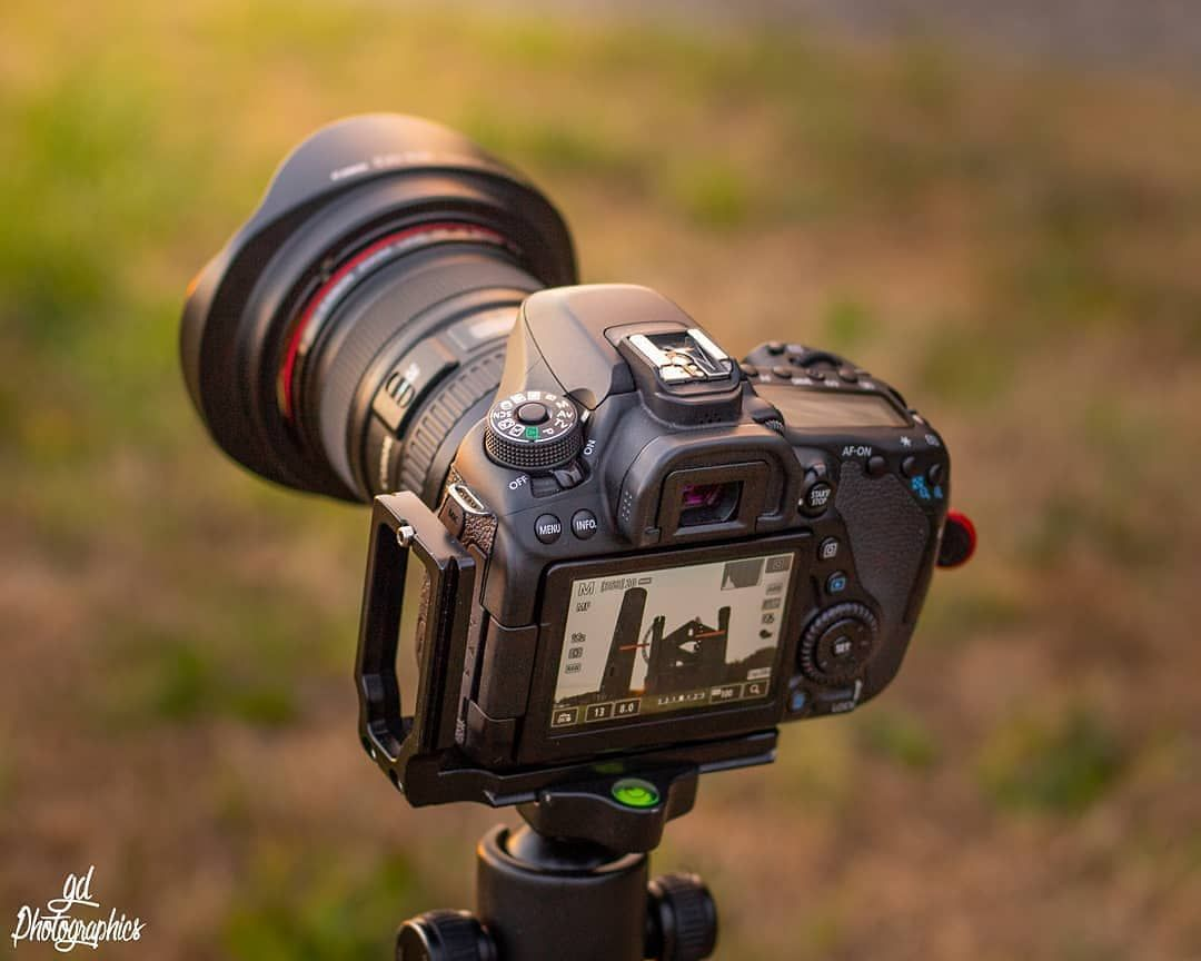 Ice Behind The Scene Of With Canon Eos 80d And 17 40mm F4 L From Gd Photographics