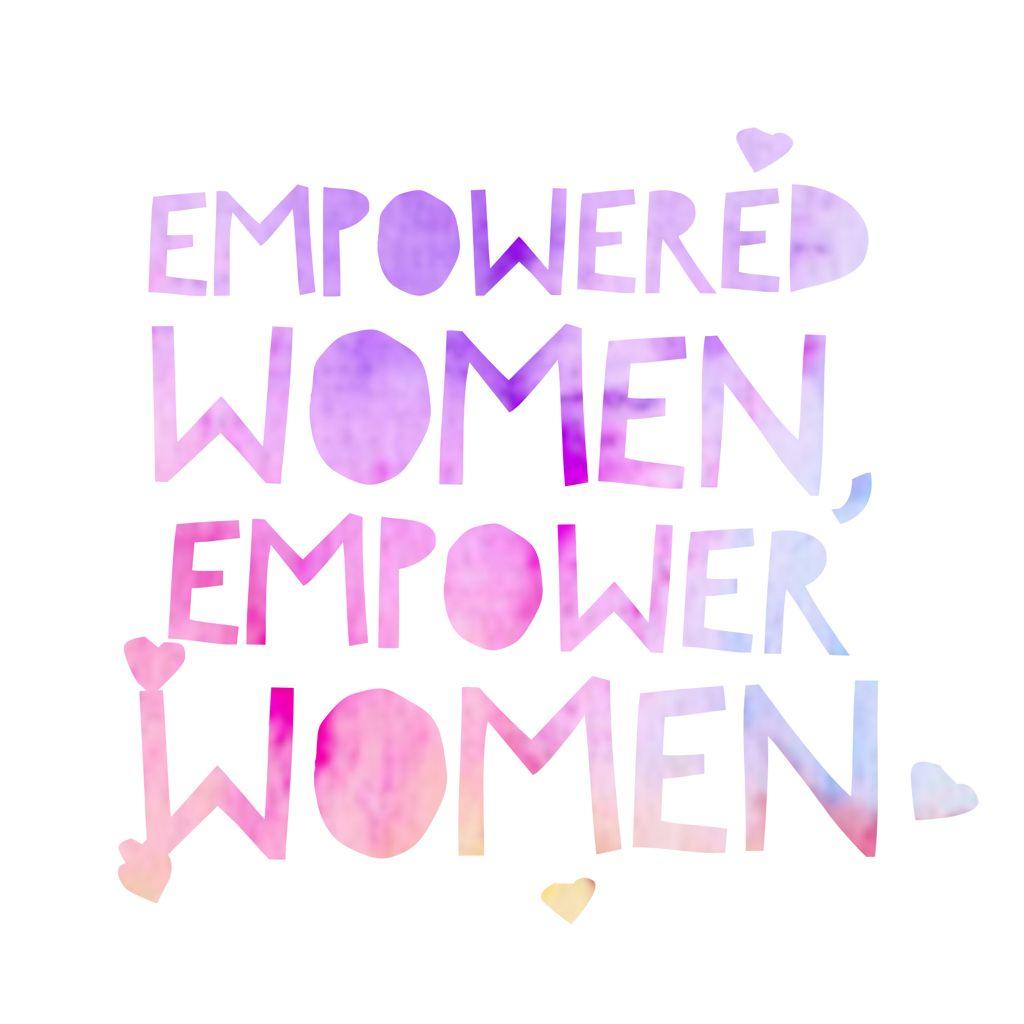 Empowered Women Empower Women