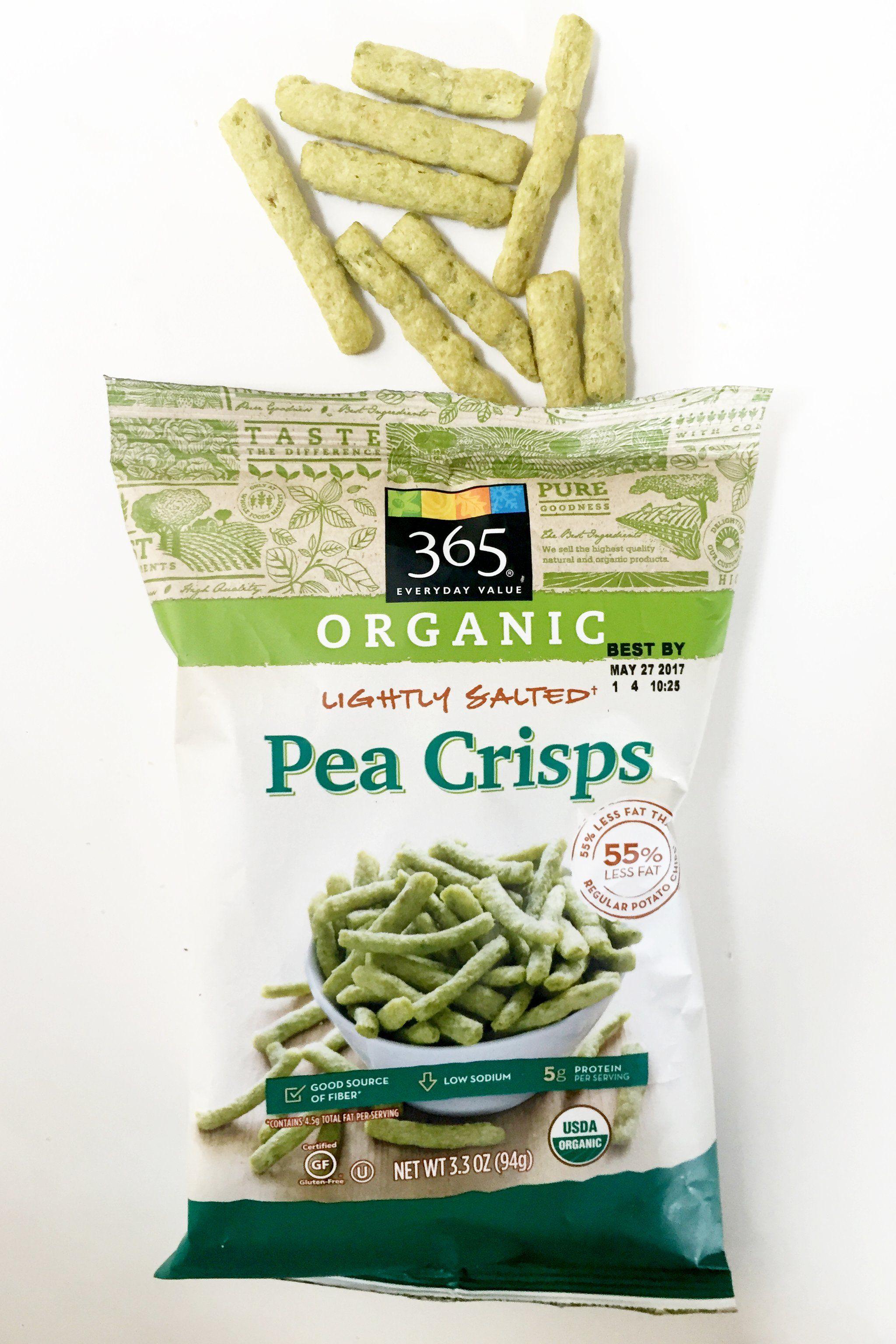 Whole Foods 365 Organic Pea Crisps Whole Foods 365 Whole Food