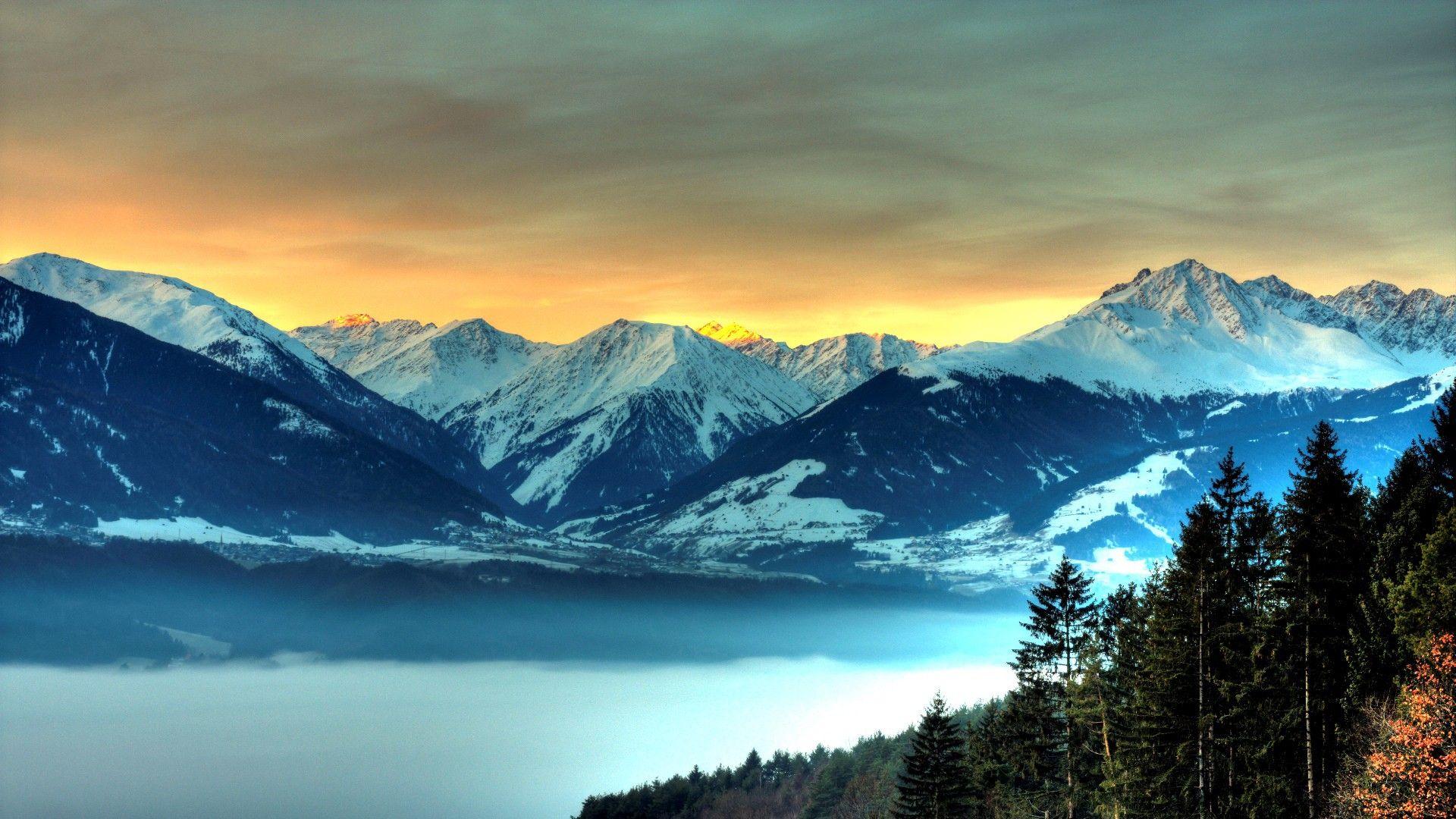 Ice Mountain Range Wallpaper Mountain Wallpaper Landscape Wallpaper Nature Wallpaper