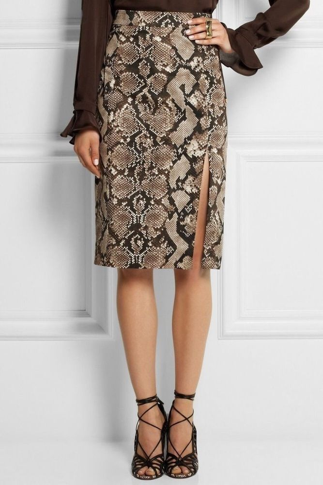 New With Tags Altuzarra for Target Python Skirt - $56.99 with FREE Shipping