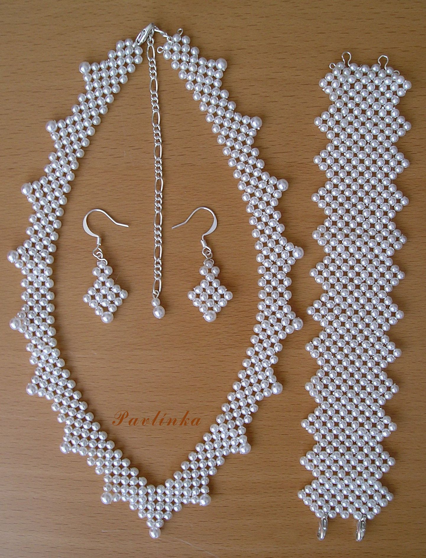 Bead Kit - Instructions | Pearls; Use it for inspiration | She\'s ...