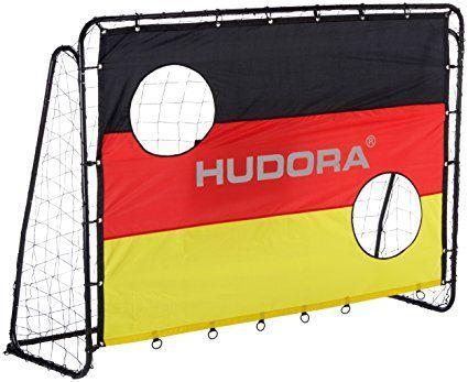 Fresh HUDORA Fu ball Tor Match D x x cm Fu balltor Garten