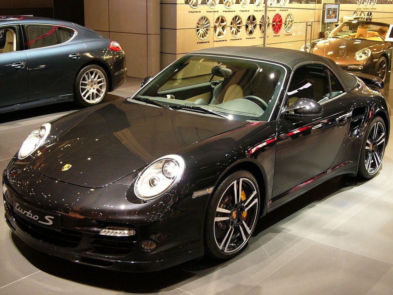 Porsche Carrera Turbo S Cabrio Porsche 911 Turbo Porsche Porsche 911