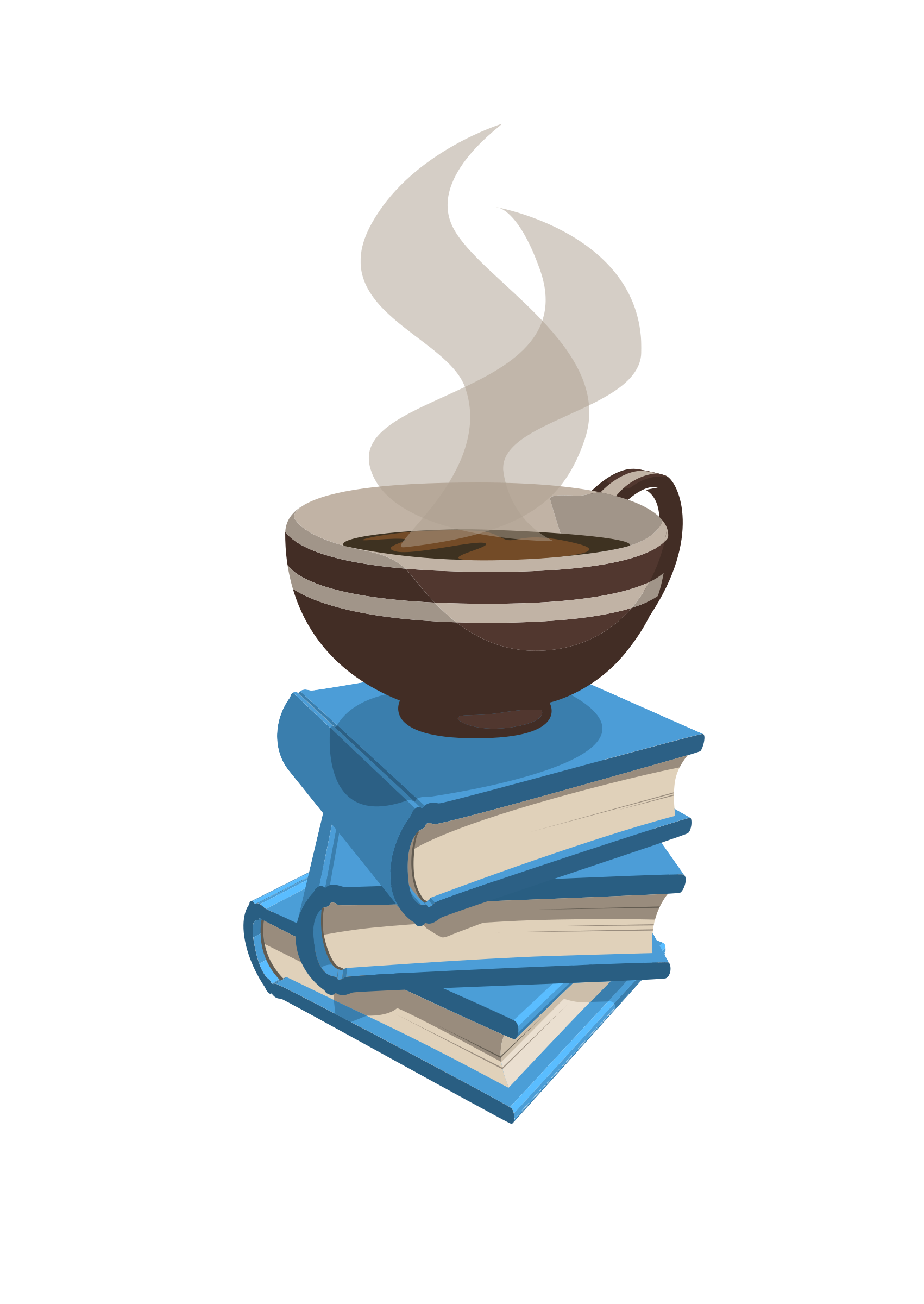 Clipart Coffee book