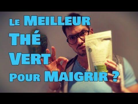 Quel est Le MEILLEUR Thé Vert pour MAIGRIR ? -Ep.#035 - YouTube
