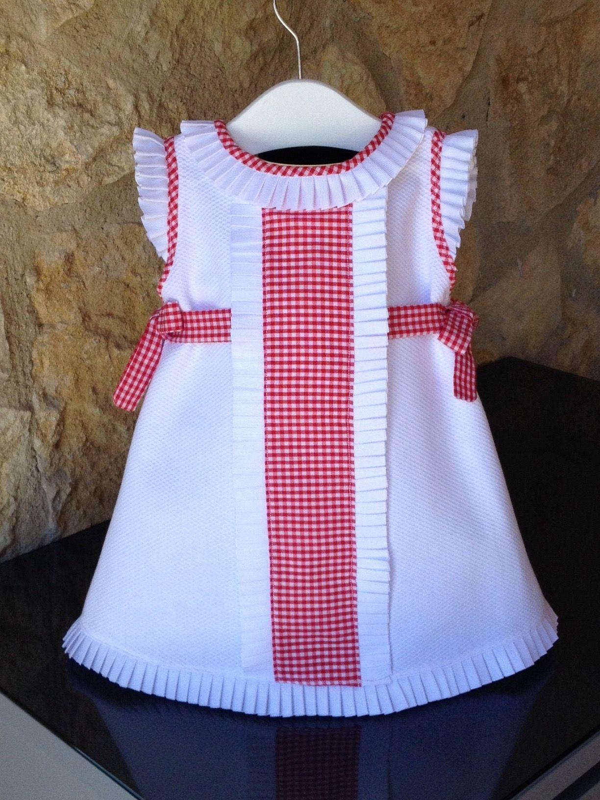 4200ea67d Vestiditos niñas Vestidos Para Niñas Pequeñas