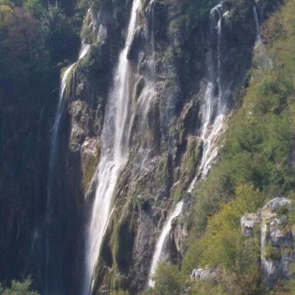 Plitvic Wasserfälle