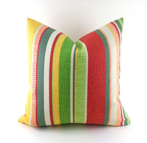 Decorative Pillow Cover Any Size Richloom By Mypillowstudio Pillow Decorative Bedroom Pillows Yellow Decorative Pillows