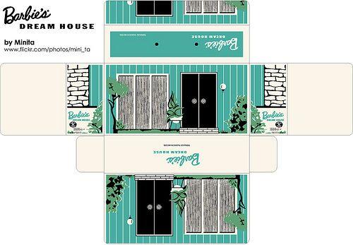 Barbie\u0027s Dream House CM - 16 Barbie Toys - Dollhouse, Car, Boat