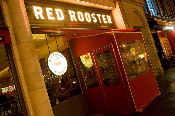 Red Rooster Restaurant Harlem Harlem Restaurants Pinterest