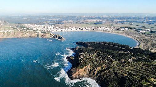Baía de São Martinho do Porto [Concha de São Martinho do Porto] - São Martinho do Porto, Alcobaça