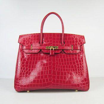 Hermes Birkin Bags Crocodile...