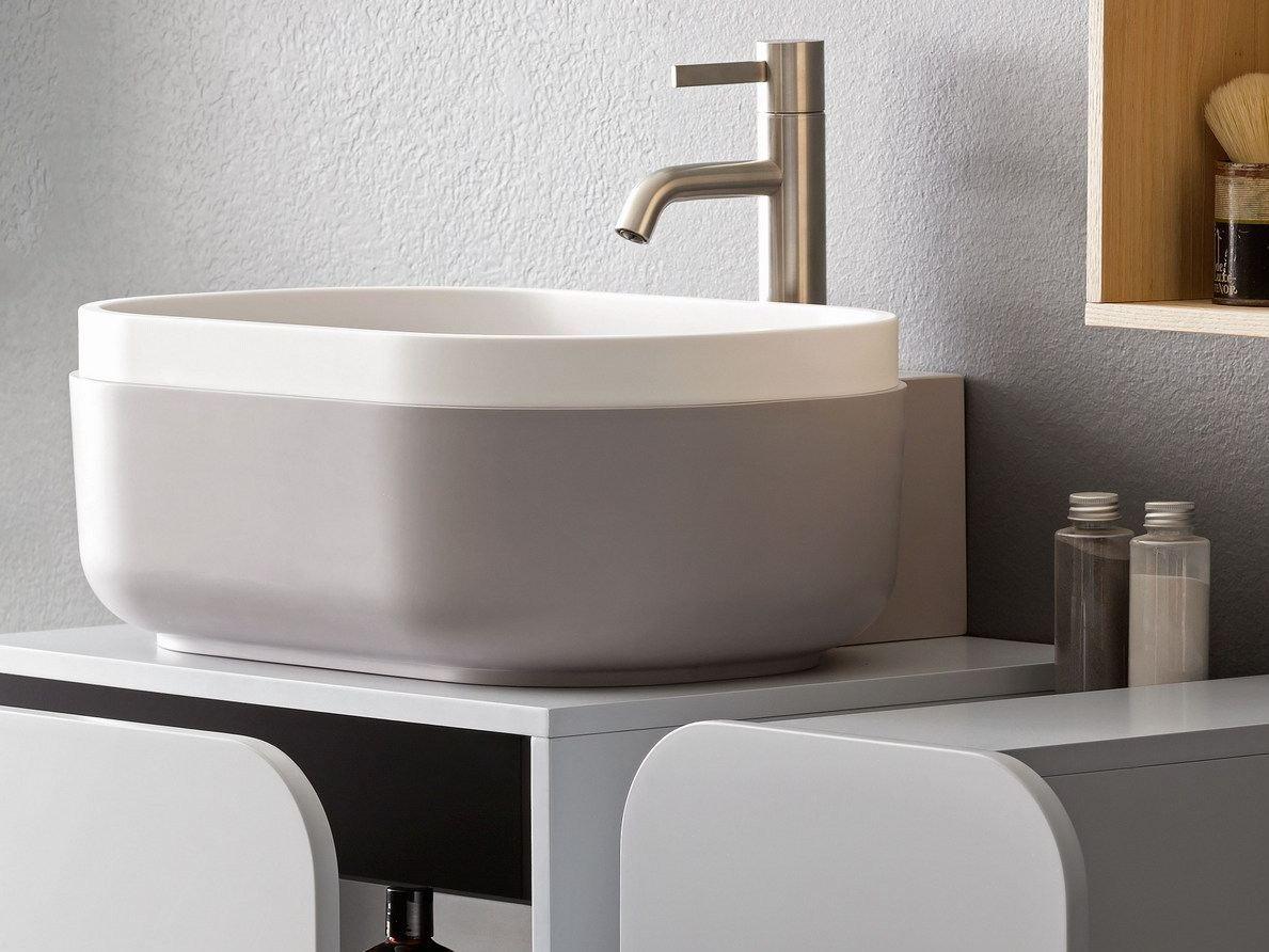 Oblon By Novello Design Stefano Cavazzana Furniture Sets Design Wall Mounted Vanity Vanity Units