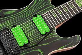 wooden slime guitar