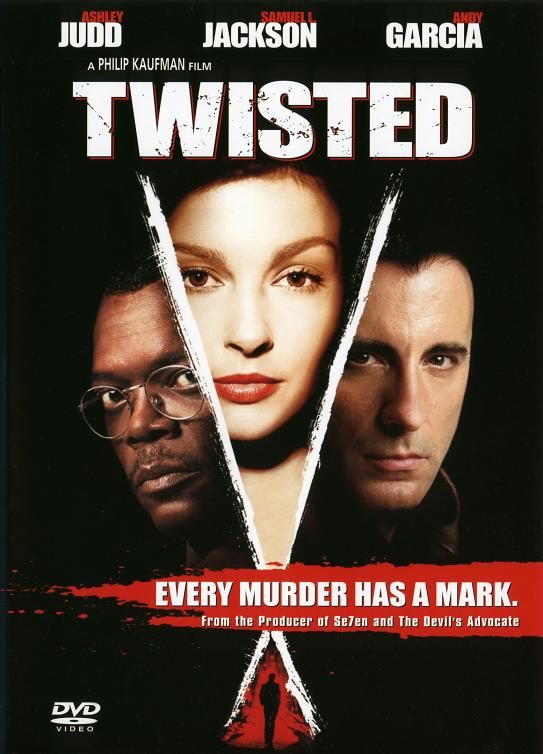 Twisted (2004) Police office Jessica Shepard is more dedicated to ...