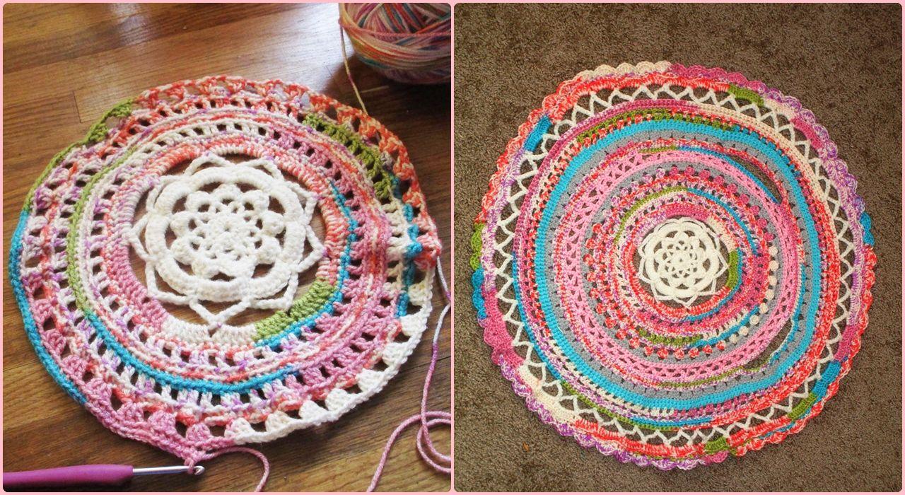 Boho Crochet Circle Vest- Free Pattern | Hobbies & Hugs | crochet ...