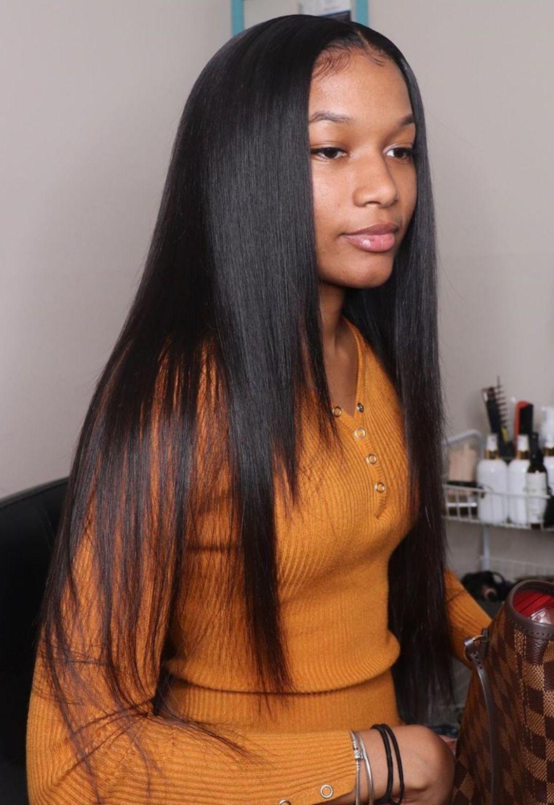 Thriving Hair 9A Top Virgin Human Hair Silky Straight 13x6