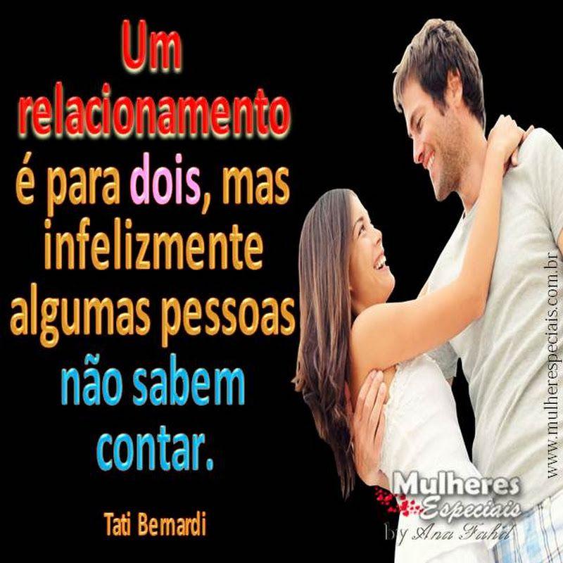 Um relacionamento