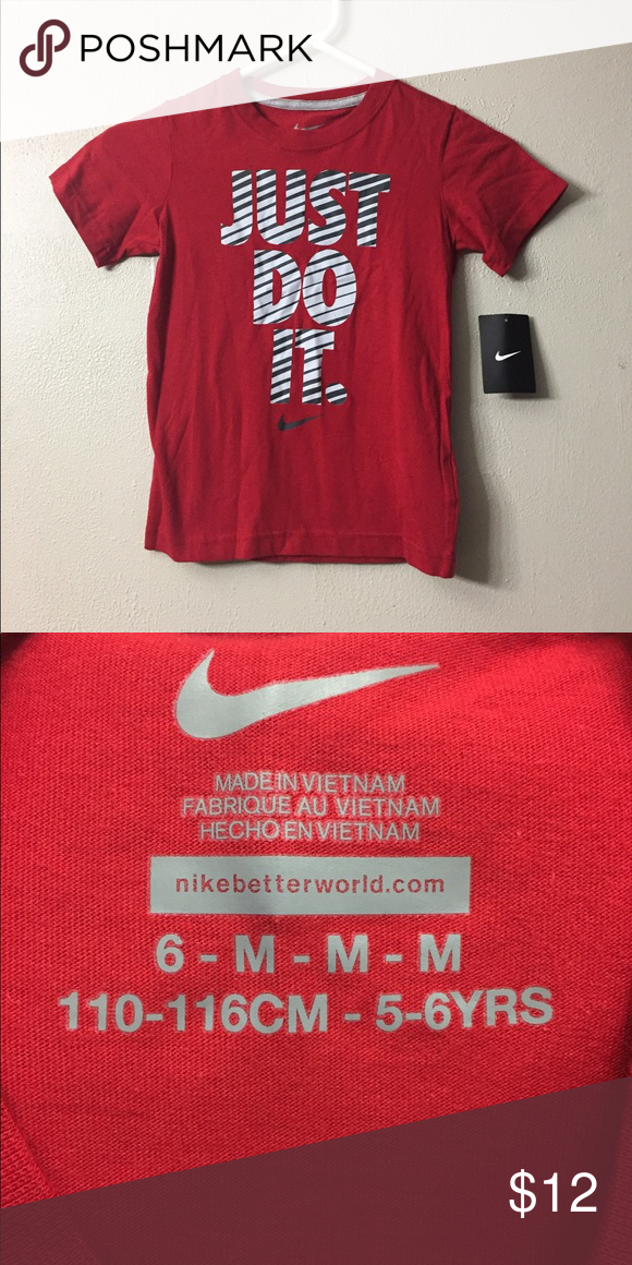 13dd7ee64a5e Nike Red T Shirt Red
