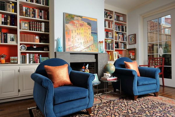 Blue And Brown Living Room Ideas  Living Room Design Ideas With Amusing Blue Sofa Living Room Design Decorating Design
