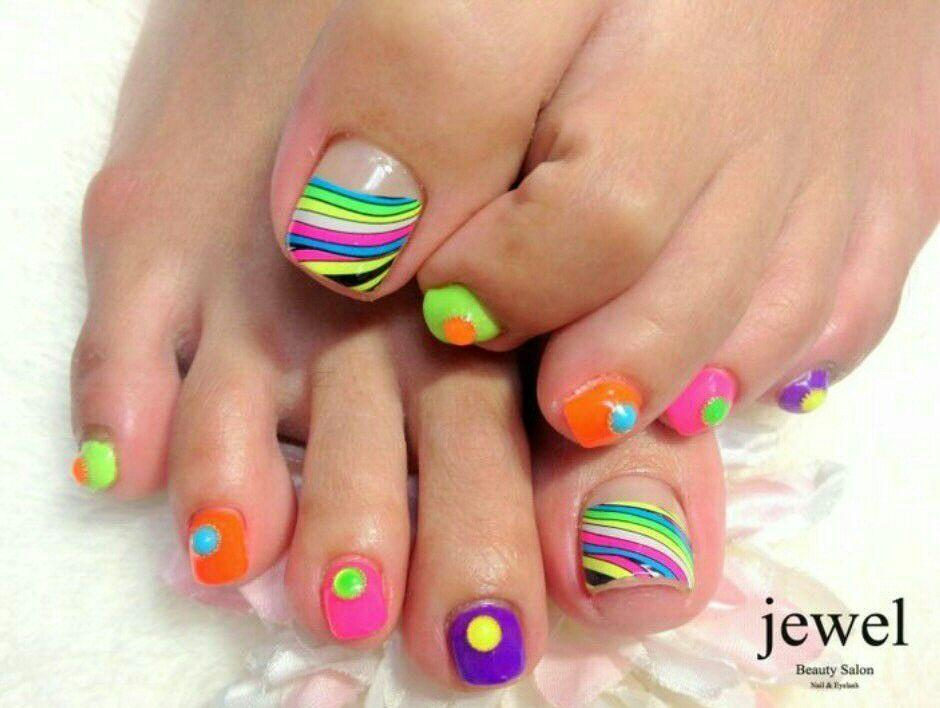 Nail art   Nail designs   Pinterest   Pedicures, Toe nail designs ...