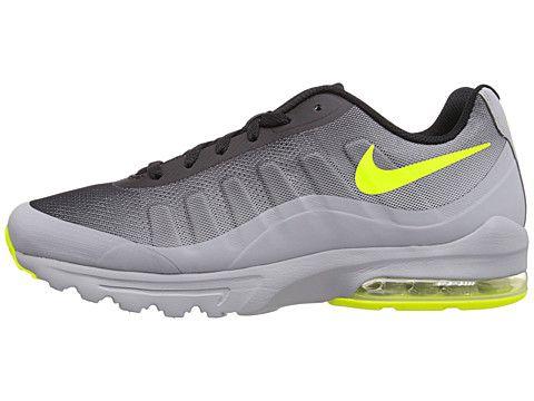 Nike Air Max Invigor Voltage Green/Dark Grey/Black - Zappos.com Free